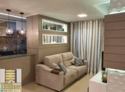 Apartamento No Jardim _Andar Alto_2 Quartos _ Moveis Projetado