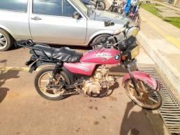 Vendo moto hunter faço rolo também - 2008