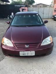 Vendo Honda Civic manual 03/03 Completo em perfeito estado! - 2003