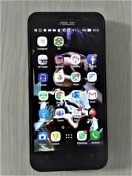 """Asus Zenfone 13 mp camera 16gb Tela 5"""" 4.5G Perfeito"""