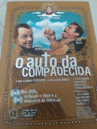 Box Dvd duplo - O Auto da Compadecida.