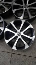 Jogo de rodas aro 15 VW