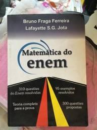 Livro de matemática enem