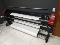 Impressora Plotter Largura de 1,85 metros TexWare
