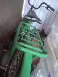 Vedese está bicicleta