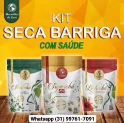 Kit Seca Barriga (Original)
