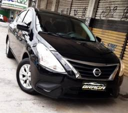 Nissan Versa 1.6 16V SV FlexStart CVT (Flex)