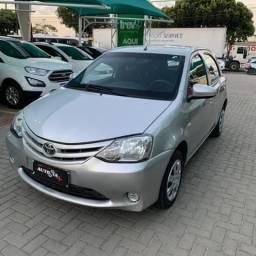 Toyota Etios Hb X 2015 Flex