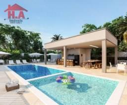 Apartamento com 2 dormitórios à venda, 44 m² por R$ 130.000,00 - Centro - Caucaia/CE