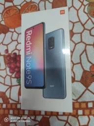 Xiaomi Redmi note 9s 4gb/64gb BRANCO