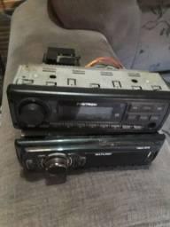 Radio pra carro vendo ou troco