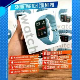 Relógio smartwatch p8