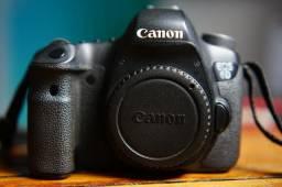 Canon 6d (na caixa)