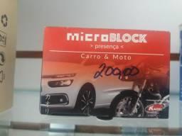 Anti furto de presença carro e moto