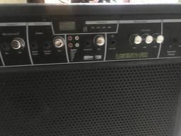 Caixa de Som com rádio