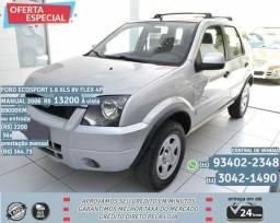 Ford EcoSport 1.6 8V Flex 2006 R$13299 89011km - 2006