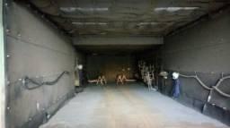Borracha de proteção para cabine de jato, vedação de Jateamento, Jatear granalha, areia