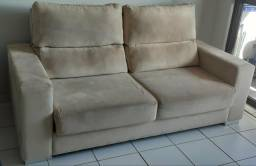 Sofá retrátil/reclinável