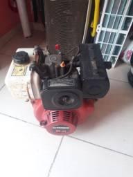 Motor 5.0 Branco COMPLETO