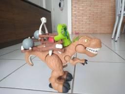 T-rex Imaginext novinho original