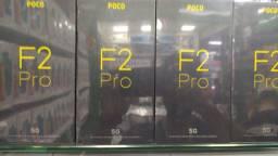 """""""Obra Prima"""" Pocophone F2 5G..... Da Xiaomi.. Novo Lacrado com Garantia e Entrega hj"""
