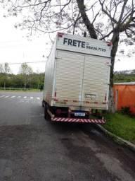Vendo ou troco pelo um truk pode ser com divinda por cargo ou volvo