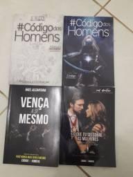 Livros CÓDIGO DOS HOMENS
