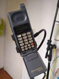 Celular Antigo Motorola Micro Tac Ultra Lite - Antiguidade ? Leia a Descrição