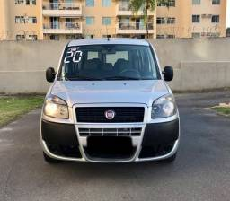 Fiat Doblo Essense  2020 59.900 Entrada+parcelas de 1.050