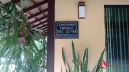 SS- Casa com 2 quartos, 1 suíte, churrasqueira, ar condicionado - Marechal Floriano