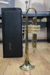 Trompete Condor Ctr135Bb Si Bemol Laqueado - Produto Novo - Loja Física