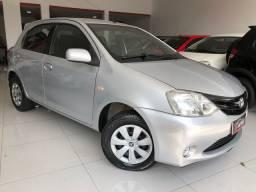 Toyota Etios XS 1.3 Flex 2013 - Completo
