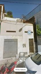 Vende se ponto comercial com casa na Avenida Itabuna - ILHÉUS-BA