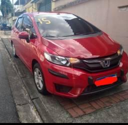 Honda Fit 2014/2015 LX Automático G.N.V 5°geração IPVA Pago