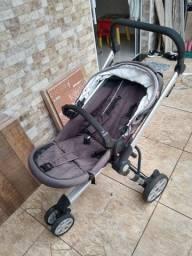 Título do anúncio: Carrinho de bebê Dandara 3 rodas