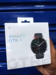 Alto padrão! Amazfit GTR 2.. o top da marca.. atende ligações!