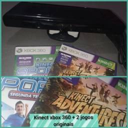 Título do anúncio: Kinect para Xbox 360