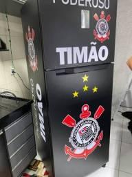 Envelopamento personalizado de geladeiras em até 10x
