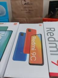 Título do anúncio: Redmi 9C 3Ram 64GB Global Novo na Caixa Lacrada