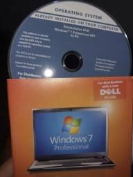 Windows 7 dvd de instalação original