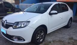 Renault Logan Expression 1.6 Flex 2018 Branco