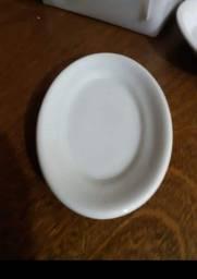 Travessa Oval 23cm Porcelana