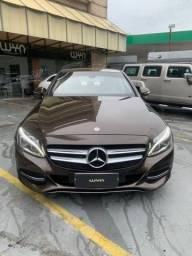 Título do anúncio: Mercedes C180 2015 Blindado