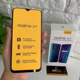 Realme XT 128GB, (Novo) 8GB RAM, Câmera 64MP, Versão Global, Garantia