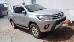 Título do anúncio: Toyota Hilux 2.7 flex SRV, 2017/17