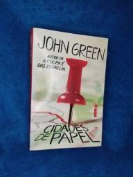 Cidades de Papel - John Green