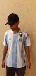 Título do anúncio: Camisa Argentina (130$)