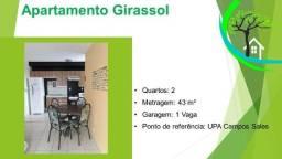 apartamento no girassol - R$ 190 mil