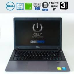 Notebook Dell Gamer Intel core i7 com Geforce Nvidia e SSD