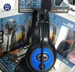 Fone De Ouvido  Gamer Led G10